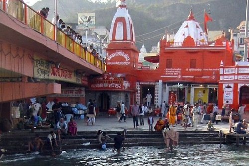 Asthi Parvath Ghat Haridwar