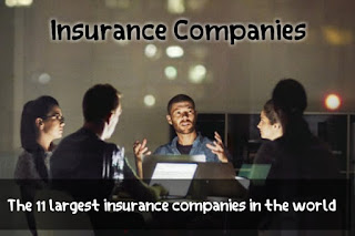 largest insurance companies in the world