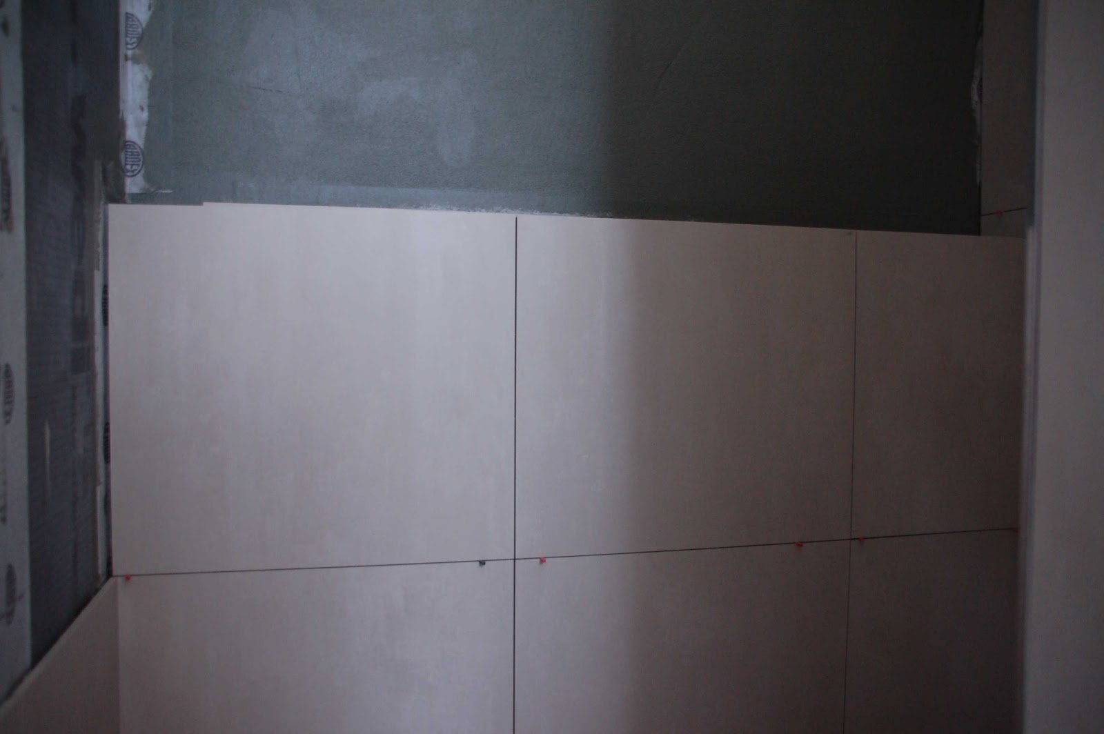 geflieste dusche mosaik raum und m beldesign inspiration. Black Bedroom Furniture Sets. Home Design Ideas