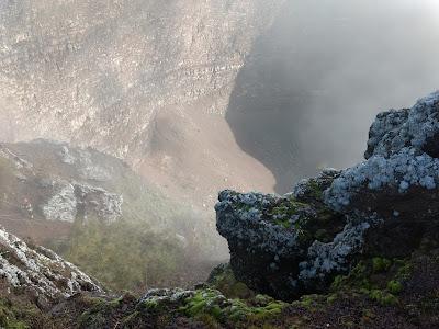 Vezuvijaus krateris