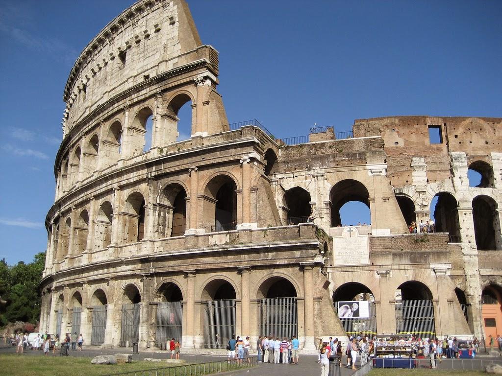 Historia Del Arte Temas Imágenes Y Comentario Coliseo O