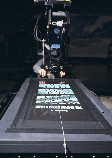 The Empire Strikes Back Opening Crawl