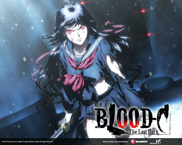 Blood C (12/12) (90MB) (HDL) (Sub Español) (Mega)