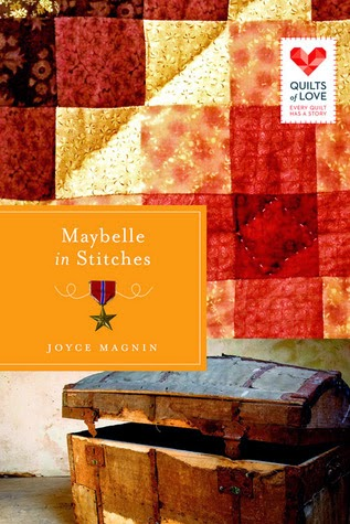 Maybelle in Stitches by Joyce Magnin