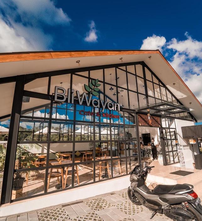 Lokasi dan Harga Menu Bli Wayan Cafe & Kitchen Bedugul Bali