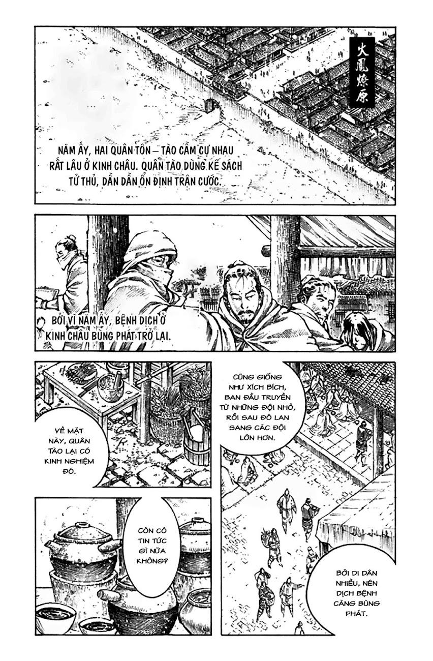 Hỏa phụng liêu nguyên Chương 496: Tối Du chi sách trang 2