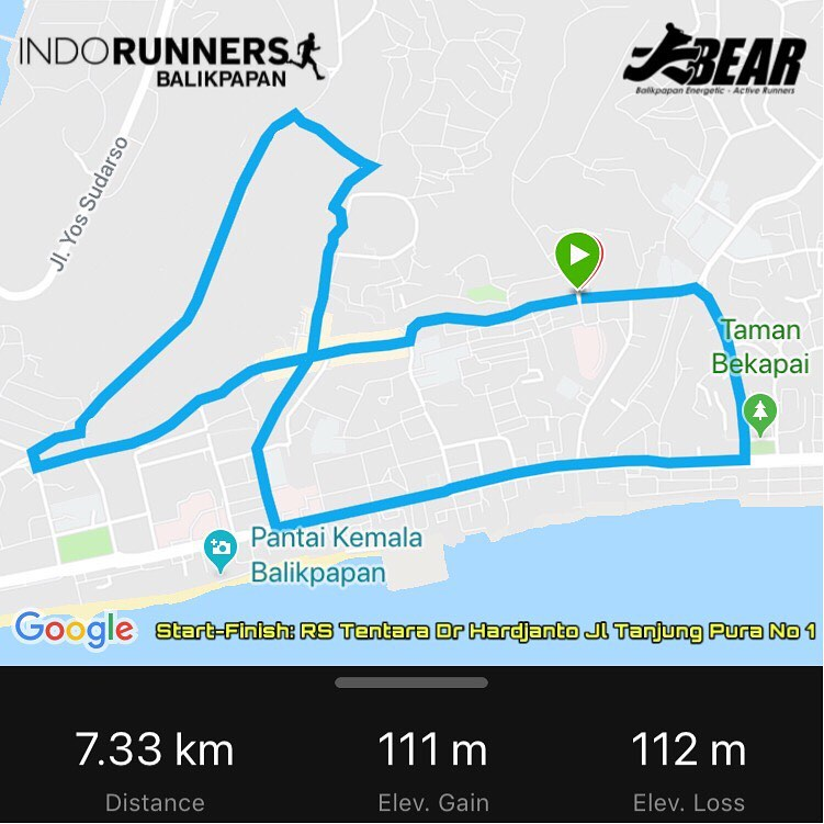 Hardjanto Army Hospital Run • 2019