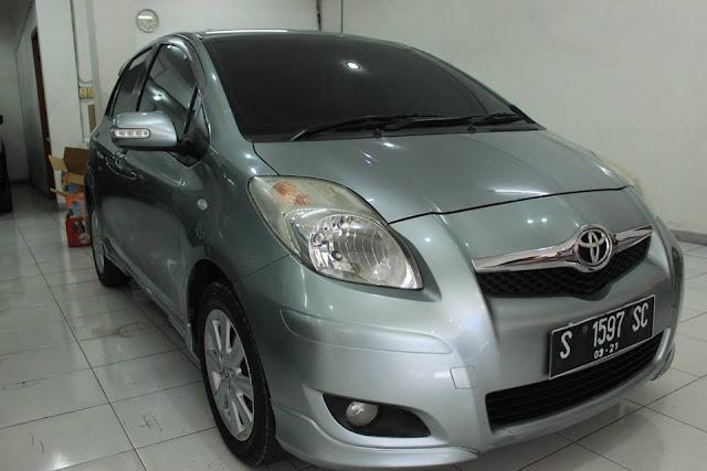 harga bekas Toyota Yaris tahun 2006