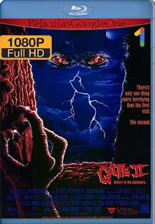 La Puerta 2 [1990] [1080p BRrip] [Latino-Ingles] [HazroaH]