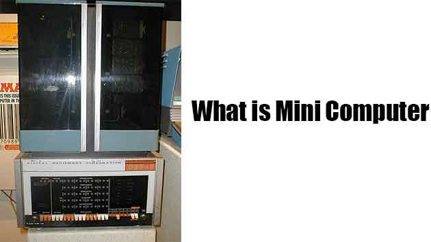 What is Mini Computer in Hindi