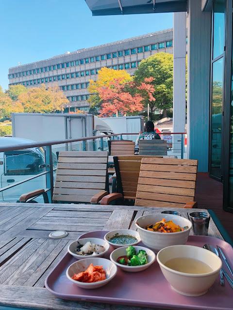 Cuộc sống du học Hàn Quốc
