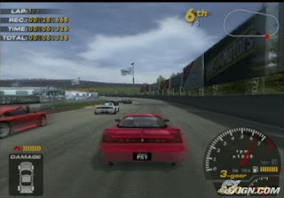 Cheat DT Racer PS2 Bahasa Indonesia