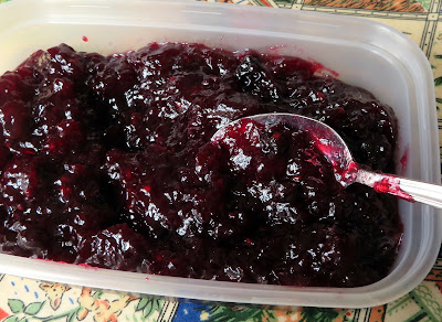 Apple & Blackberry Jam