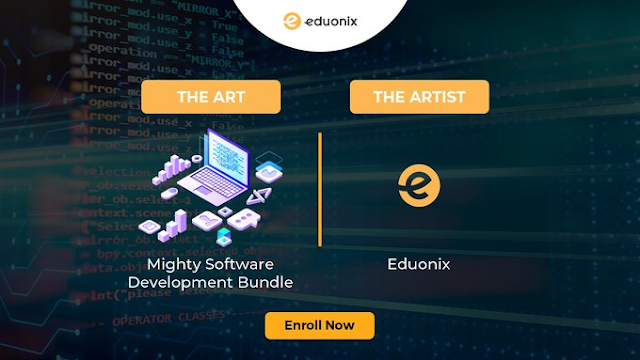 Mighty Software Development Bundle With 22 Exclusive Courses