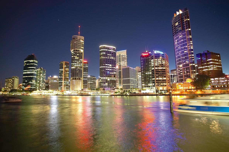 Brisbane, Cidade da Austrália
