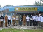 Walikota, Wawako dan Sekda Sawahlunto Serahkan Zakat pada BAZNas Sawahlunto