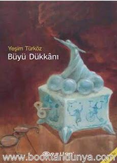 Yeşim Türköz - Büyü Dükkanı (Psikodrama Öyküleri)