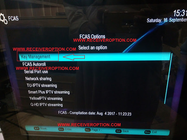 SUPER GOLDEN LAZER 2015 EXTREM HD RECEIVER POWERVU KEY OPTION