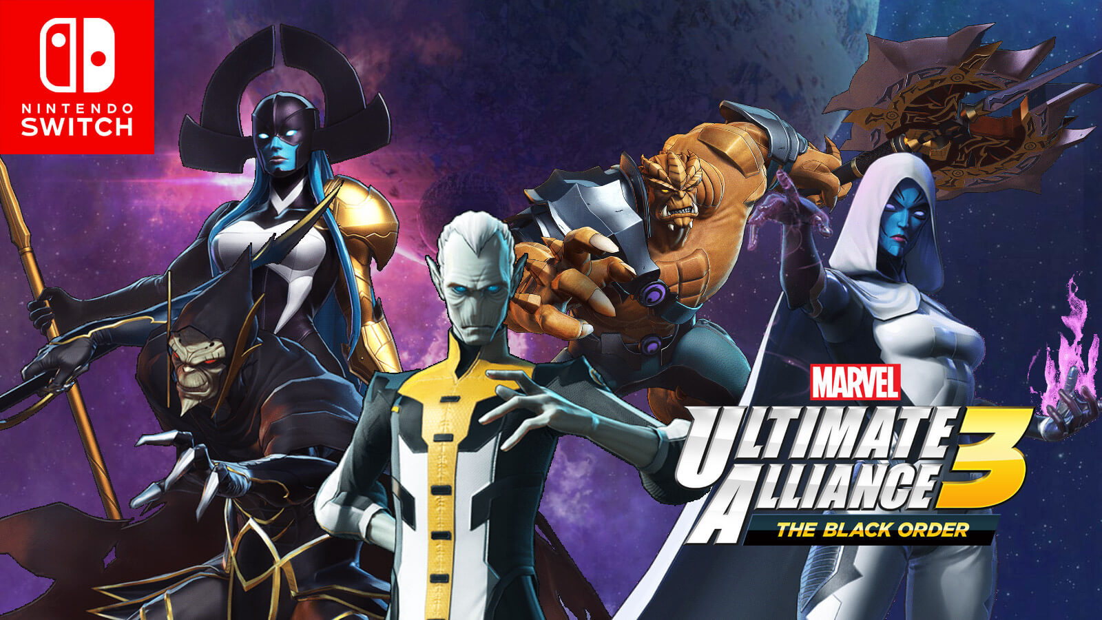 Marvel Ultimate Alliance 3 Post Launch Content Roadmap Gameslaught