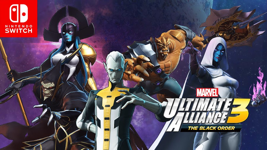 marvel ultimate alliance 3 post launch roadmap team ninja nintendo switch