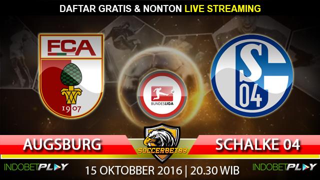 Prediksi Augsburg vs Schalke 04 15 Oktober 2016 (Liga Jerman)