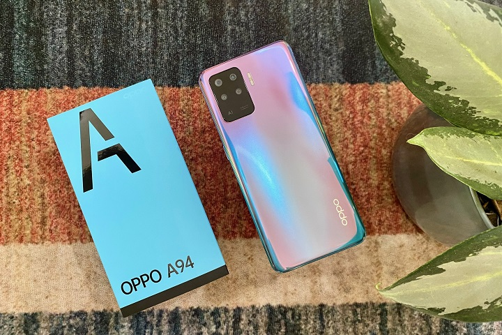 HOT: OPPO A94 Unboxing, First Impressions, Sample Photos