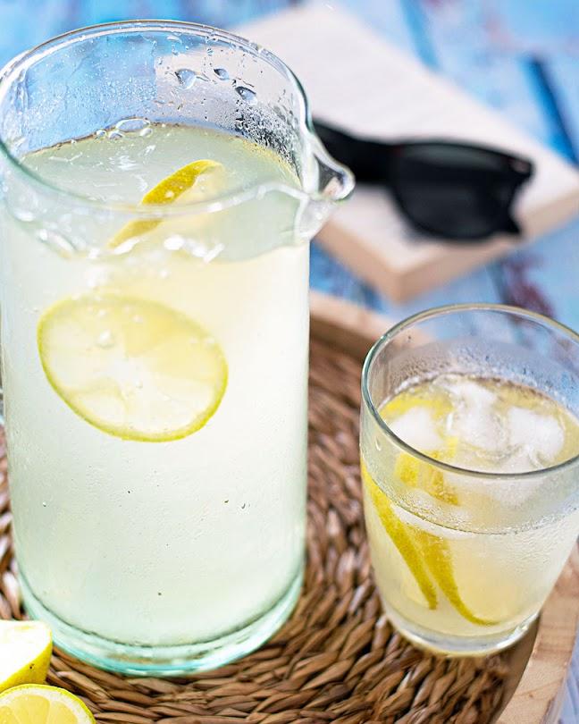 recette Citronnade miel et gingembre