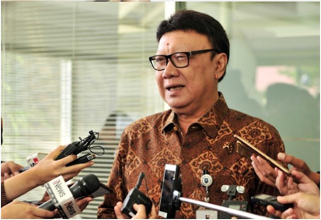 Honorer 35 Tahun keatas Siap-siap ! Tjahjo Kumolo Siapkan 1 Juta Formasi PPPK Mulai 2021