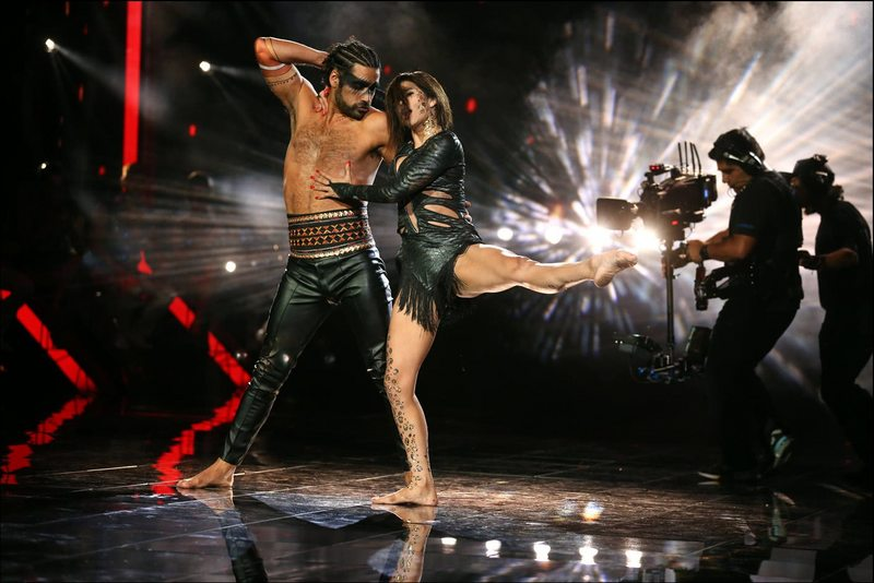Felipe Contreras y su mes en Bailando por un sueño