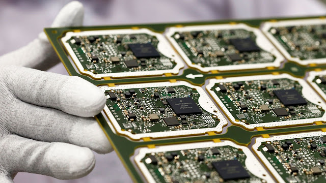 Chinese Spying Chips In Manufactured Electronics