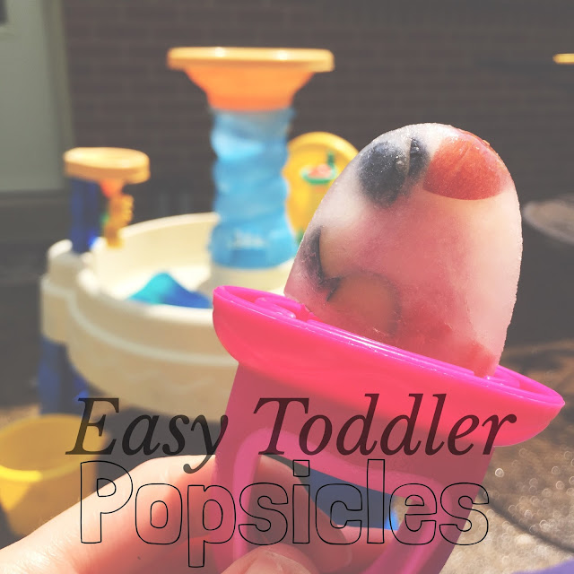 Baby Popsicles