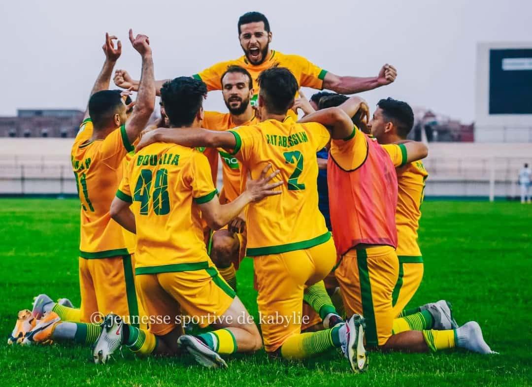كأس الرابطة: تأهل إتحاد الجزائر، شبيبة القبائل، مقرة إلى النصف النهائي
