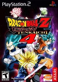 Download Dragon Ball Z Budokai Tenkaichi 4 USA PS2 ISO