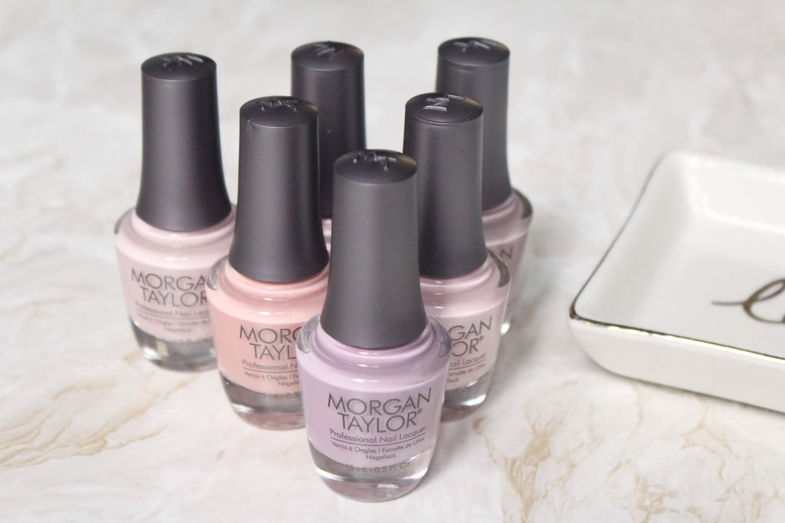 Morgan Taylor The Colour of Petals Collection Review (+ Swatches)