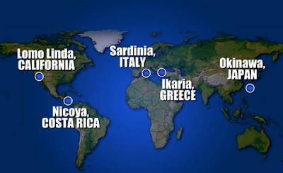 5 Daerah di Dunia yang Penduduknya Memiliki Usia Panjang, Rahasianya?