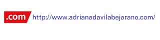 Web Adriana Dávila Bejarano Escritora