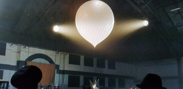 Just a weather balloon