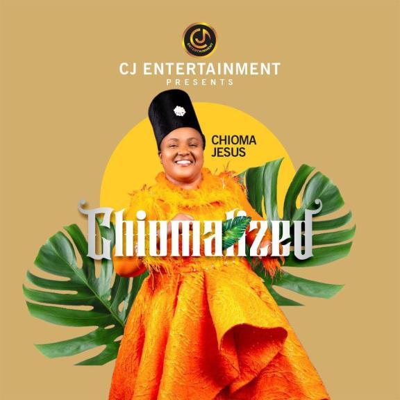 Album: Chioma Jesus – Chiomalized