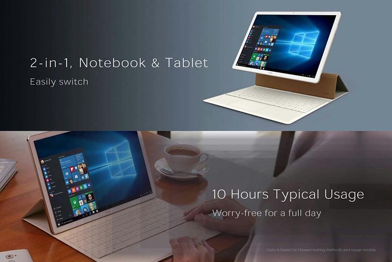 Meet Huawei MateBook