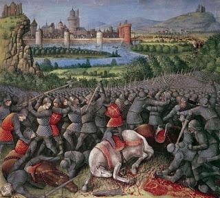 Batalla durante la Primera Cruzada