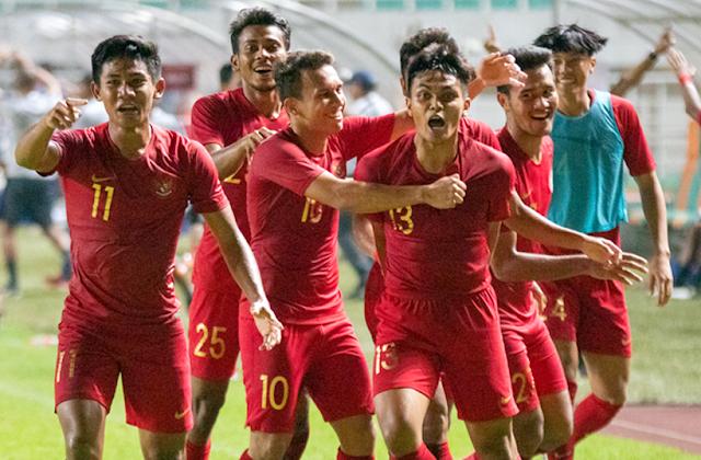 "Obati Kerinduan Pecinta Bola, Indosiar Tayangkan ""Timnas U-23 Match Day"""