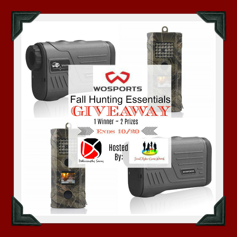 Fall Hunting Giveaway