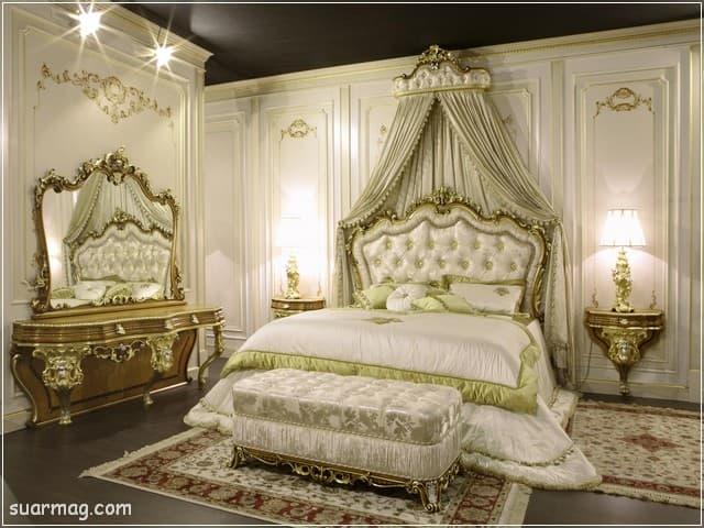 غرف نوم مودرن - غرف نوم كلاسيك 1 | Modern Bedroom - Classic Bedrooms 1
