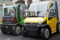 Yeni elektrikli otomobil; E-Car Kuba, Chok