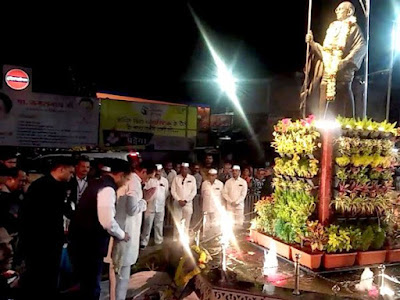 CM Kamal Nath Pays Tribute To Mahatma Gandhi Chindwara Madhya Pradesh News