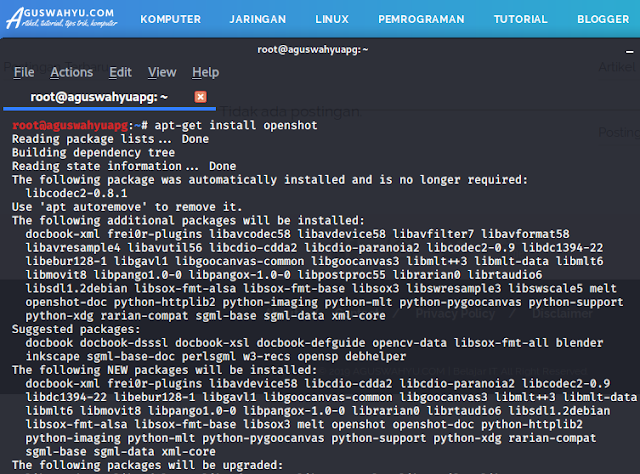 (SOLVED) Cara Mengatasi E: Package Has No Installation Candidate Distro Linux