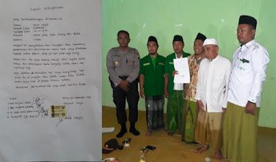 Takut Dipenjara Kaya Ahmad Dhani, Penghina Kiai Said Minta Maaf