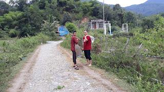Menangkap Ikan di Sungai Menggurung [Nyekot] Penarun Gayo 2
