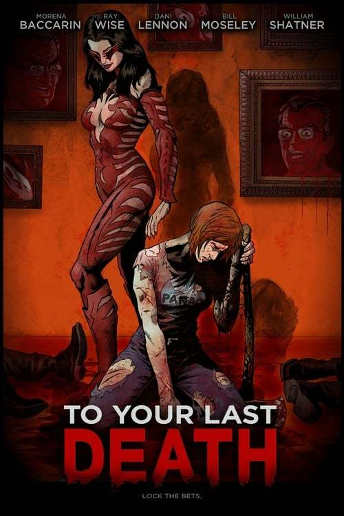To Your Last Death (2020) 720p WEB-DL 850MB ESubs