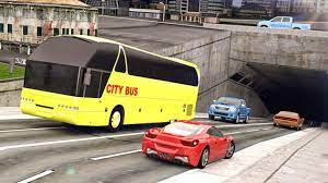 City Coach Bus Simulator v1.1.2 Mod APK Terbaru 2021
